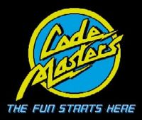 Codemasters' logo from 1986 to 1991.
