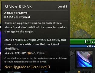 A Unique Attack Modifier