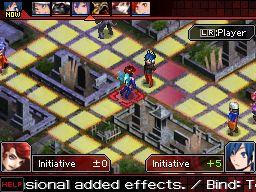 Yep, it's a strategy RPG on the outside...