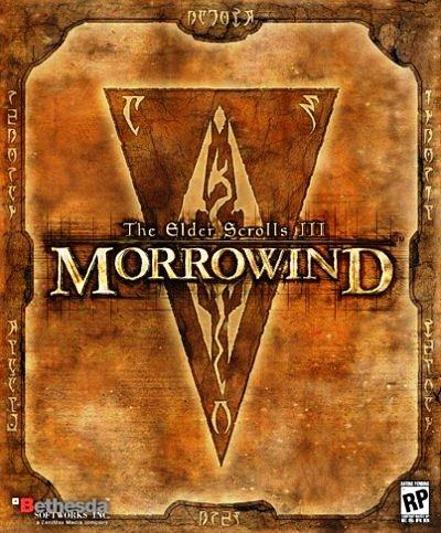 The Elder Scrolls III: Morrowind.