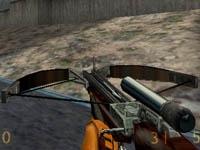 Half-Life's crossbow.