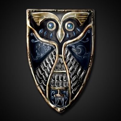 The Owl Shield