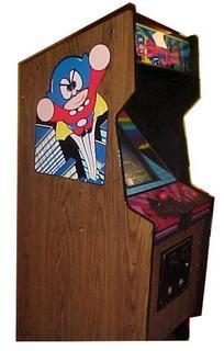 Tecmo's early popular arcade game, Bomb Jack