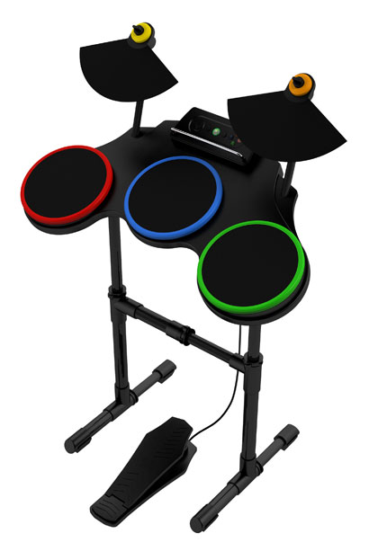 This is probably the best thing about Guitar Hero World Tour.