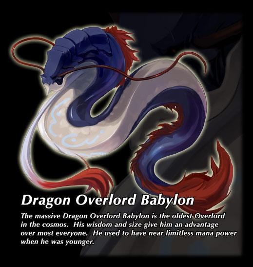 Dragon Overlord Babylon