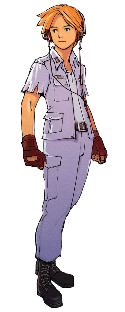 Jake, one of the campaign's main protagonists