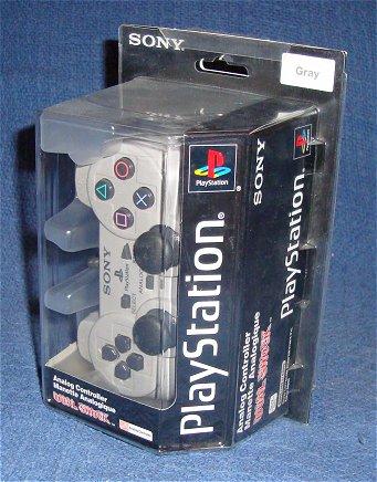 PS DualShock Controller