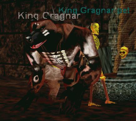 King Gragnar