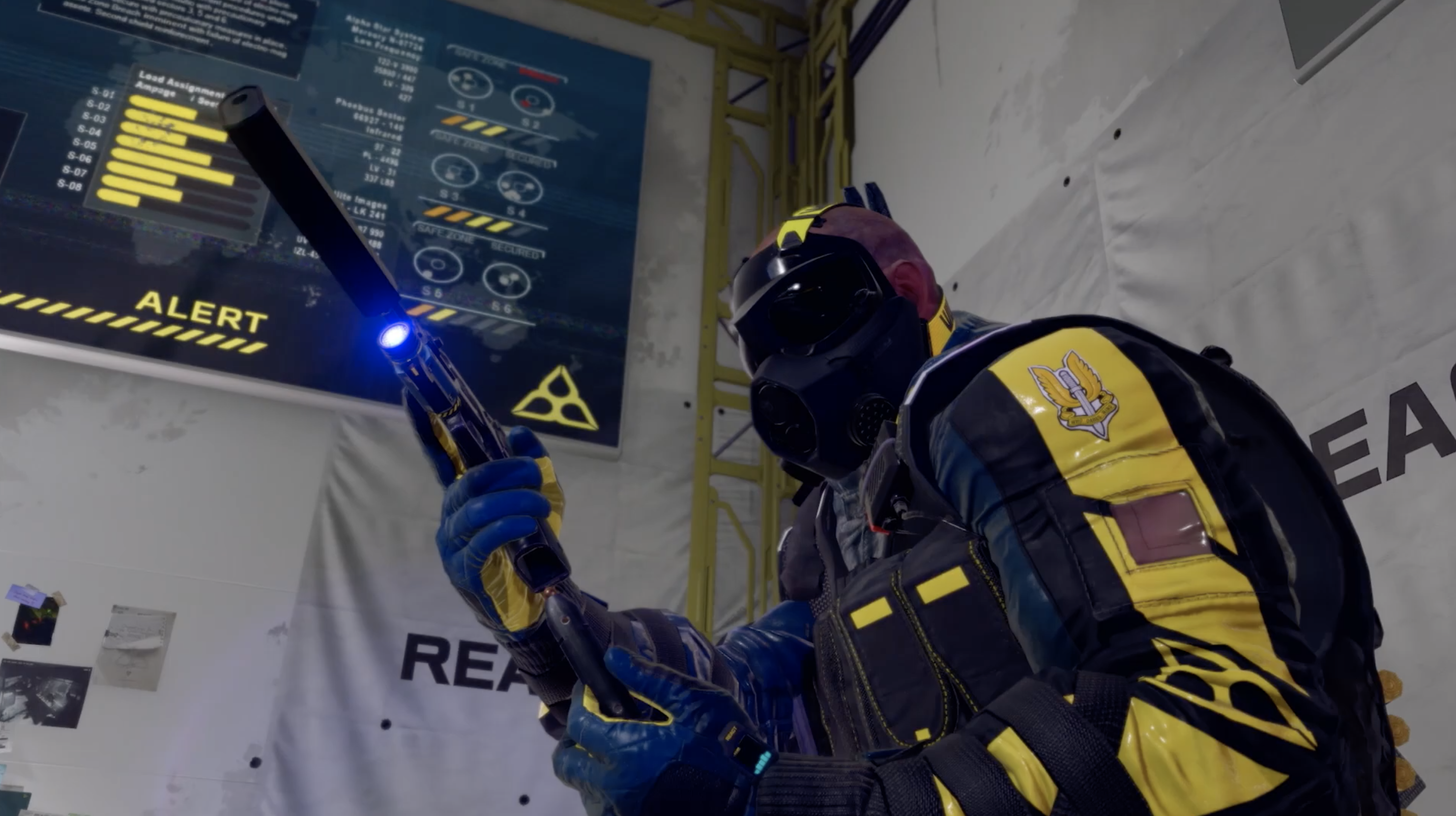 E3 2021: 7 Minutes of Tom Clancy's Rainbow Six Extraction