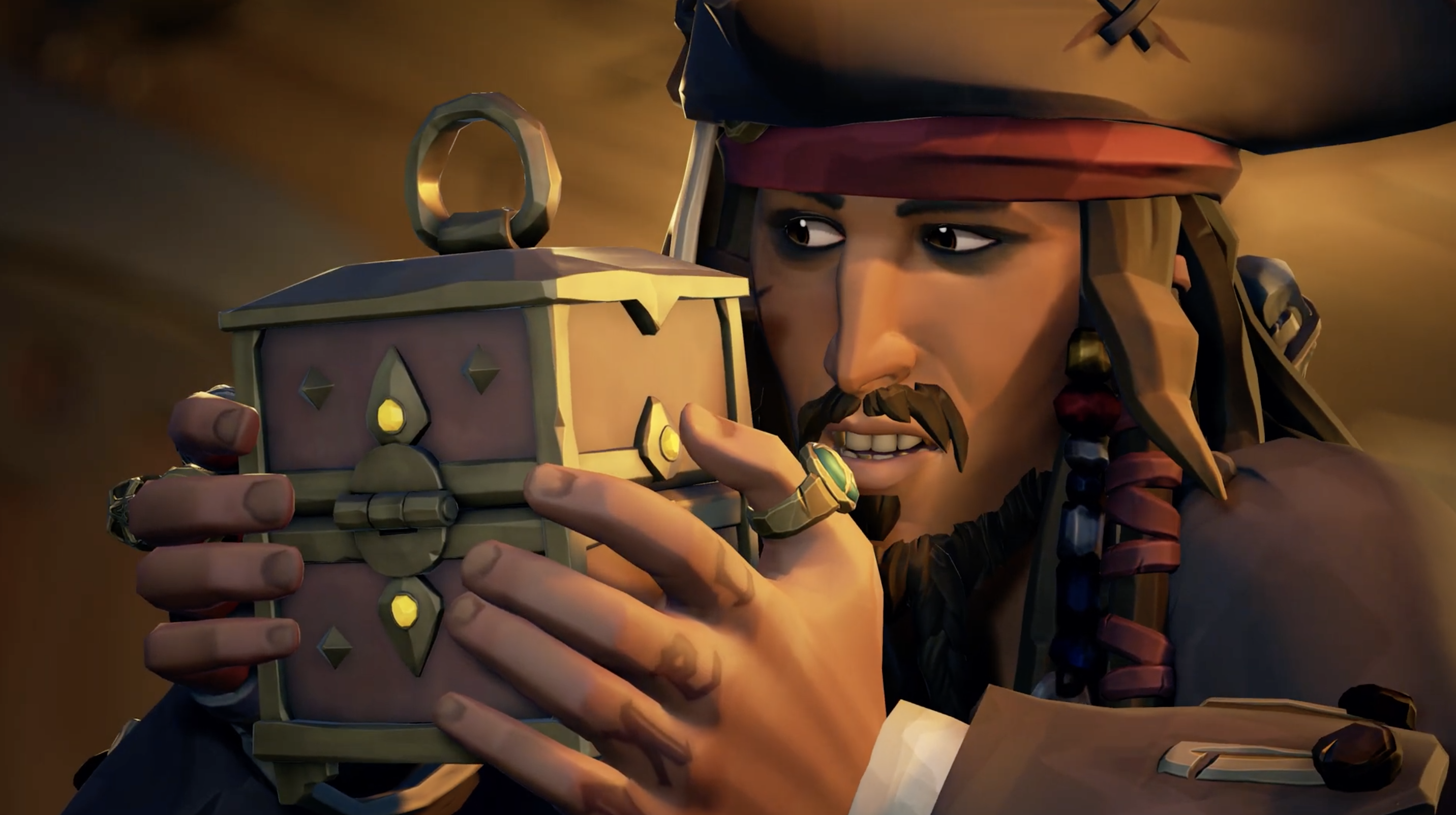 E3 2021: Sea of Thieves Has Pirates Now... of the Caribbean