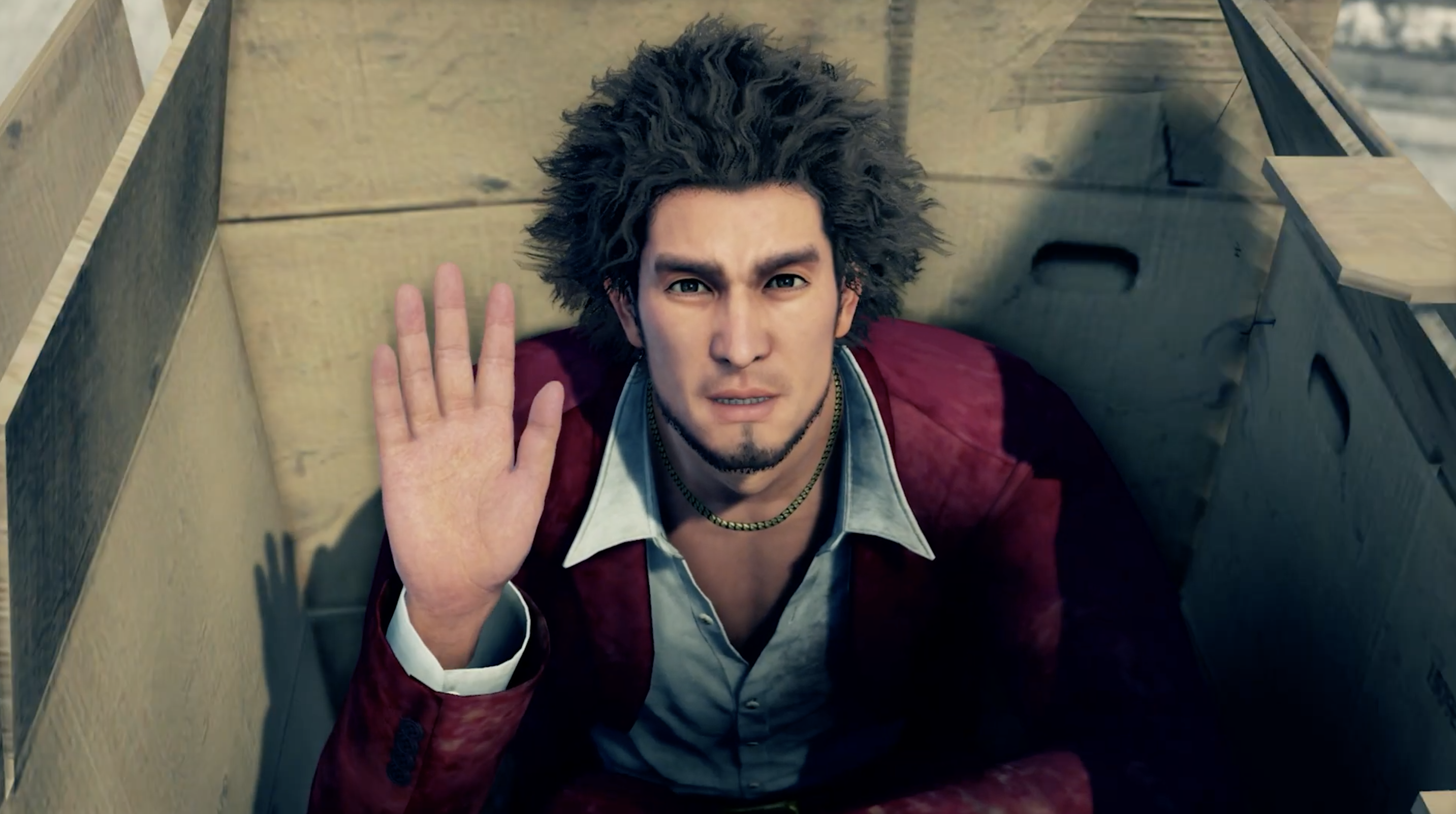 E3 2021: All of Yakuza is on Game Pass