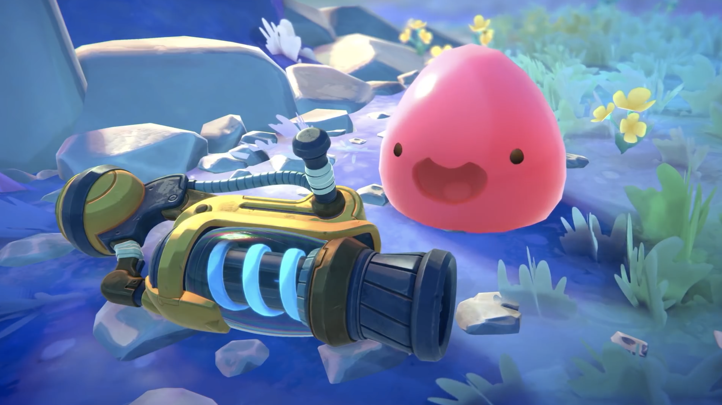 E3 2021: Time to Suck It Up and Get Ready for Slime Rancher 2
