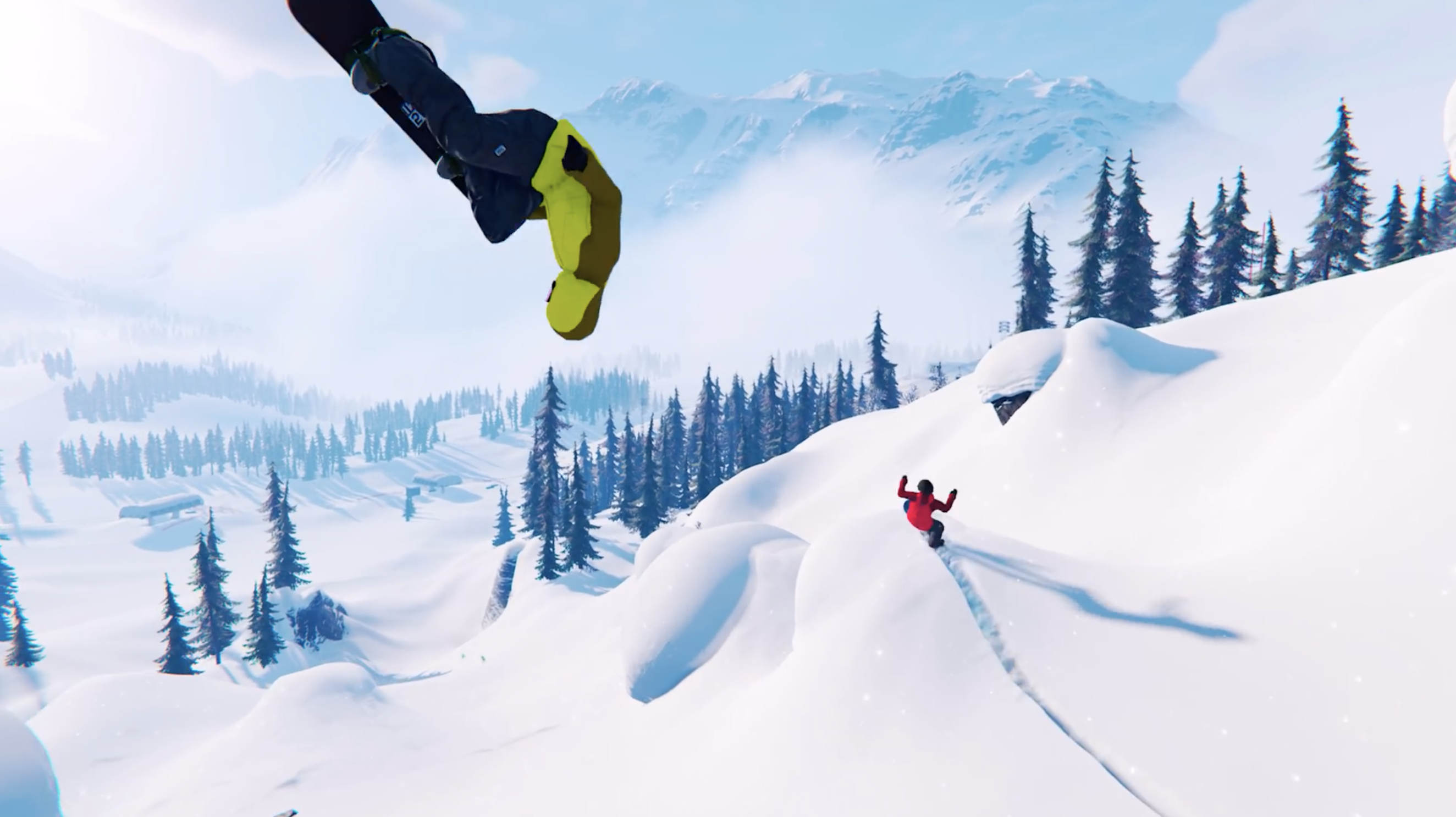 E3 2021: Shredders is Here to Get You Amped for Snowboarding Again