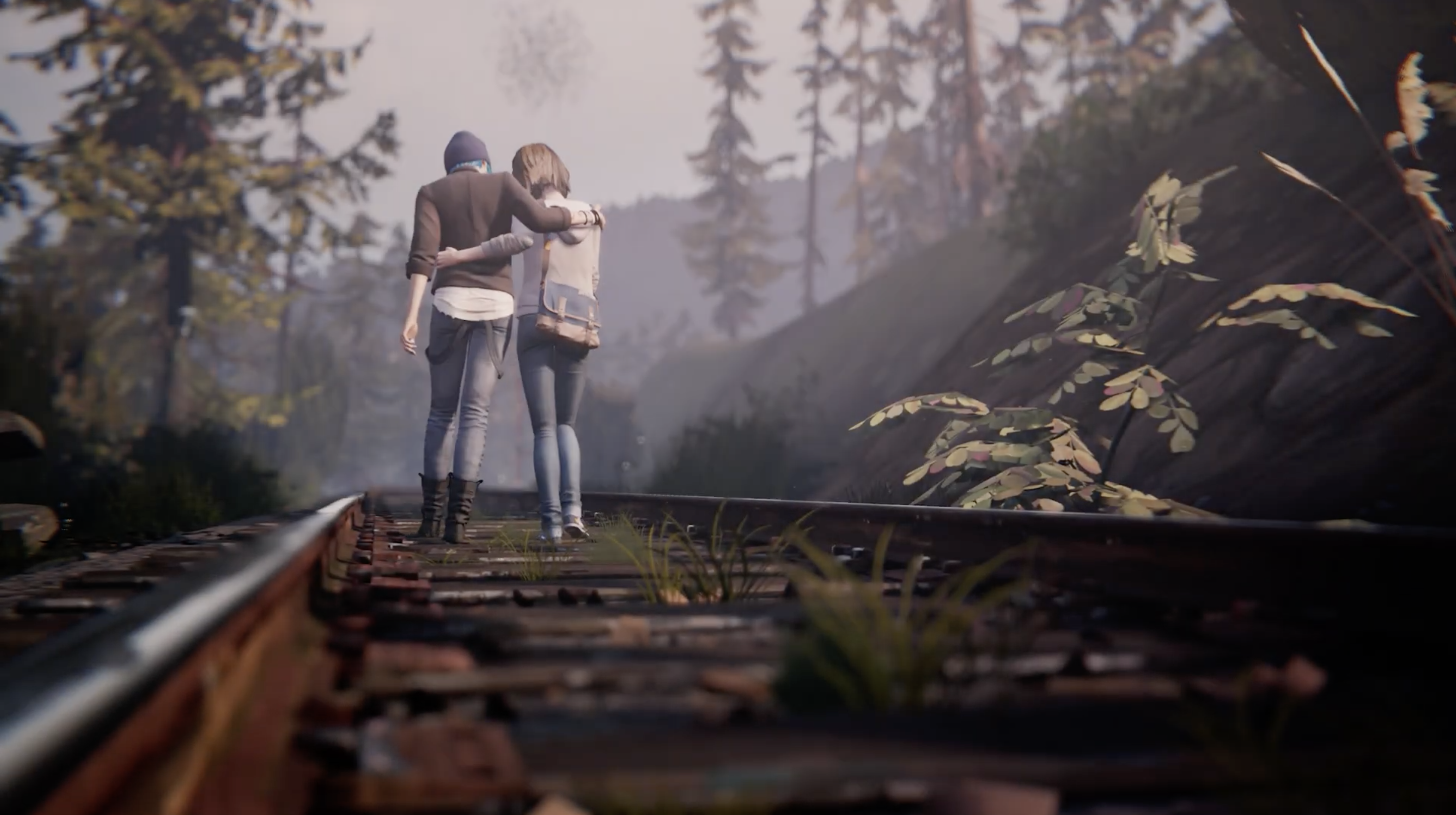 E3 2021: Return to Arcadia Bay Life is Strange Remastered Collection