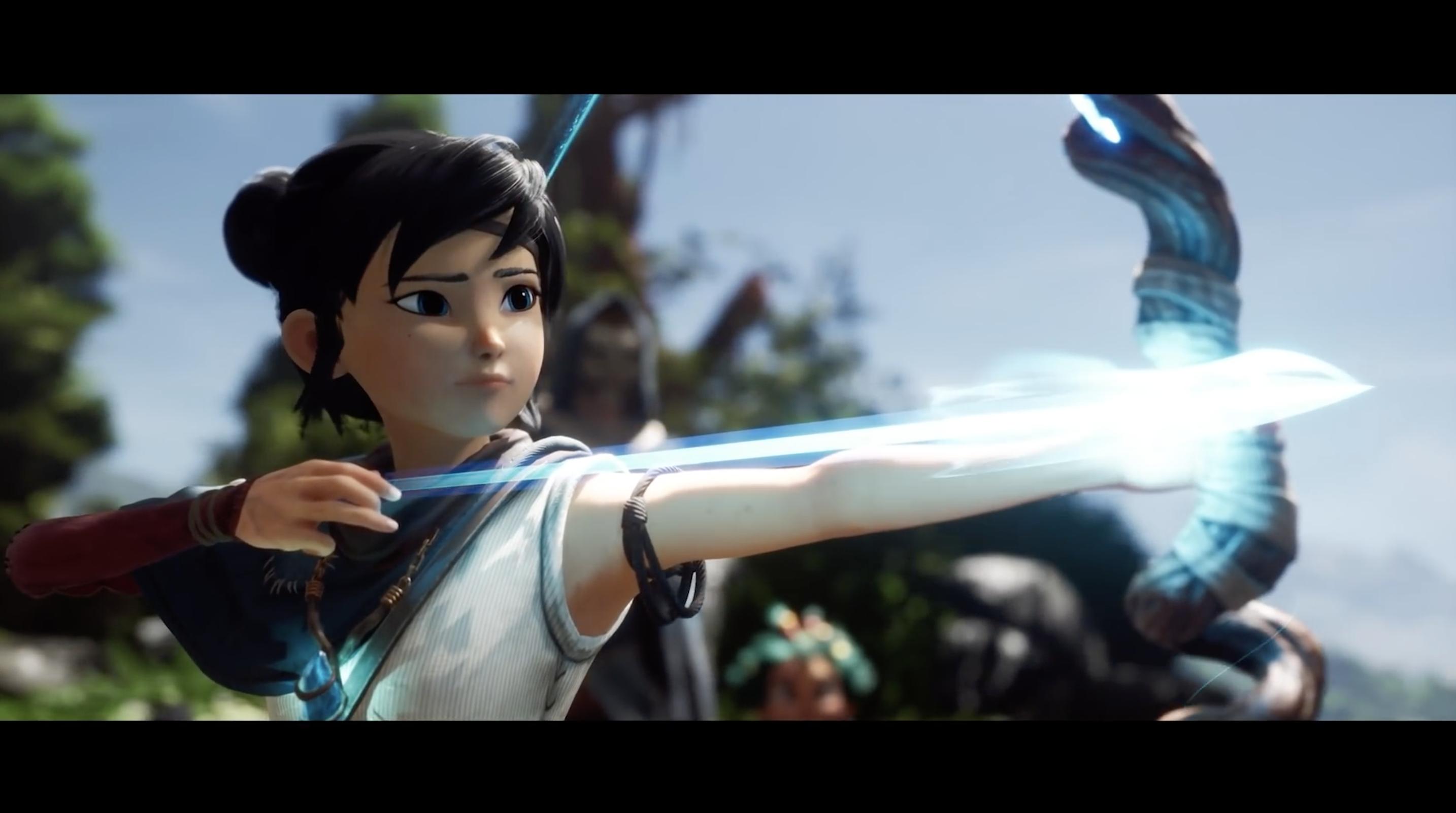 E3 2021: A Behind the Scenes Look at Kena: Bridge of Spirits