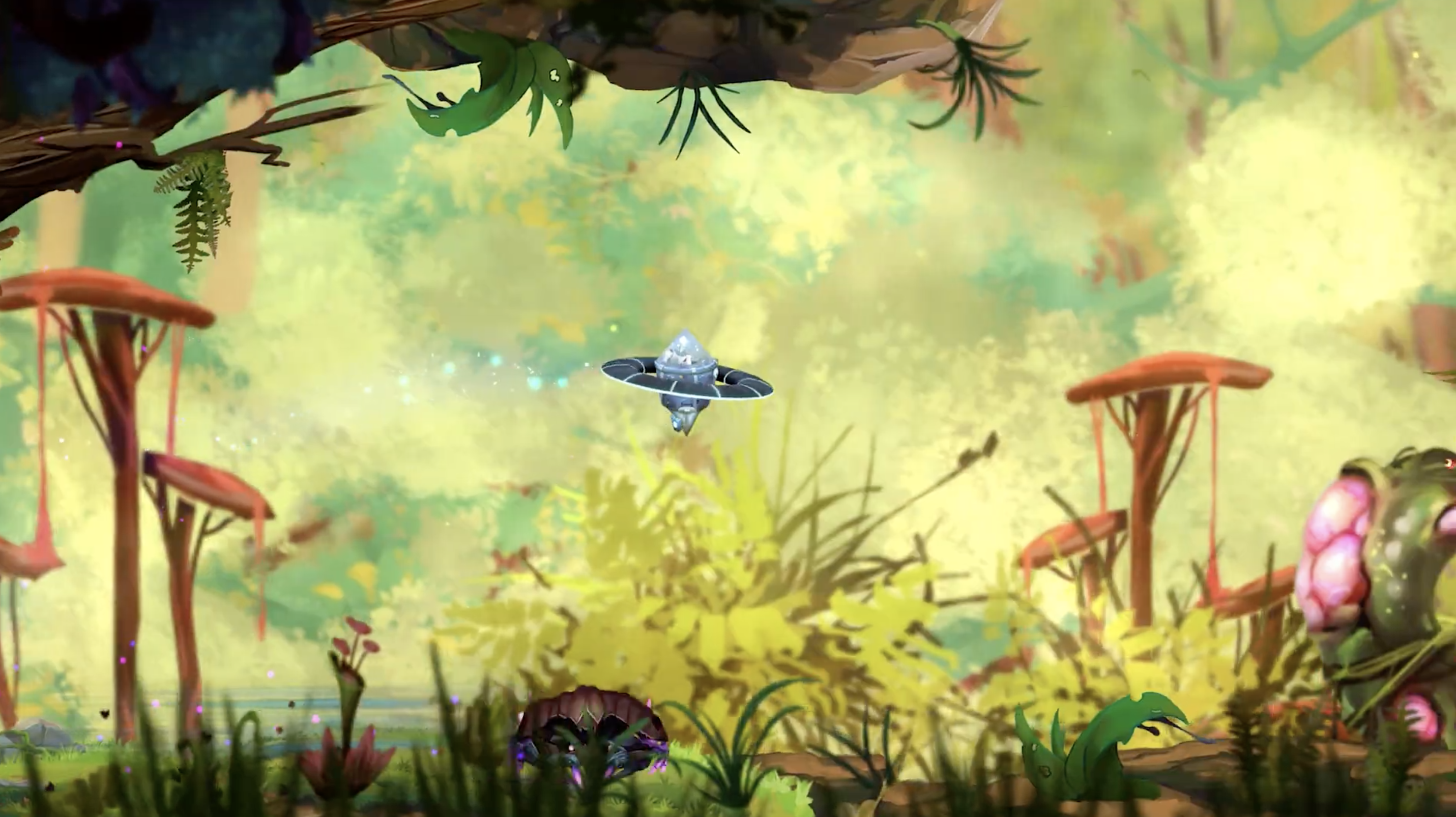 E3 2021: Tame the Mighty Ancient Cows of Moo Lander