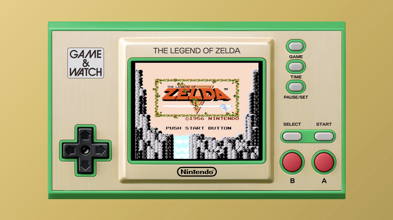 E3 2021: Celebrate 35 Years of Zelda with the Smallest Zelda