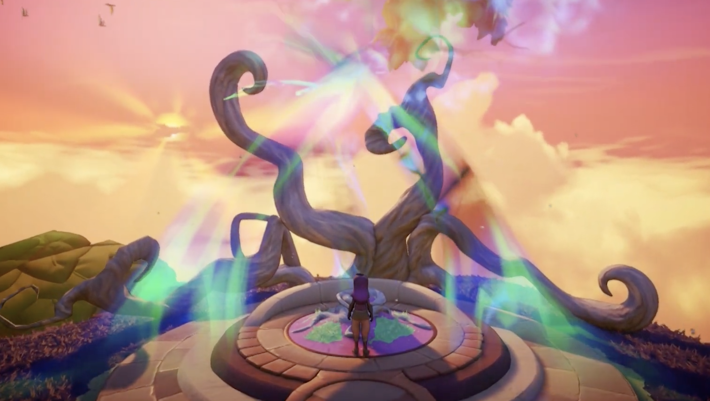 E3 2021: Cultivate the World as the Last Everheart Alchemist in Grow: Song of the Evertree