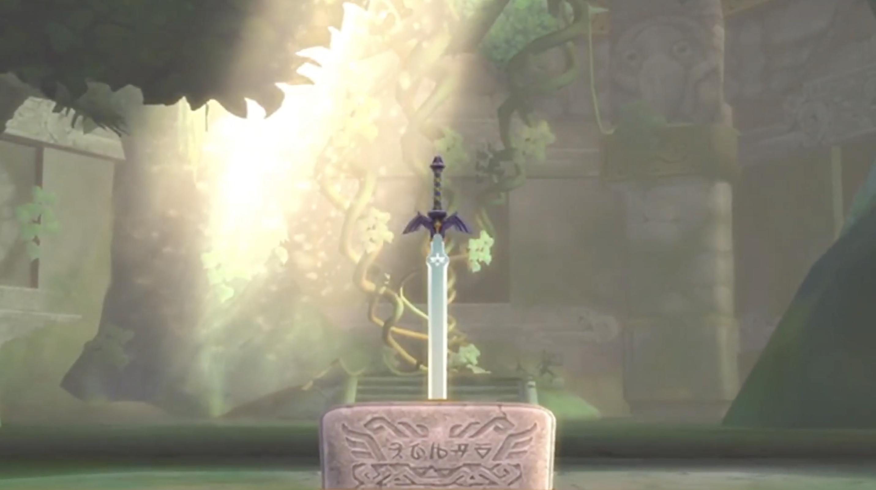 E3 2021: Eiji Aonuma Would Very Much Like You to Play The Legend of Zelda: Skyward Sword HD