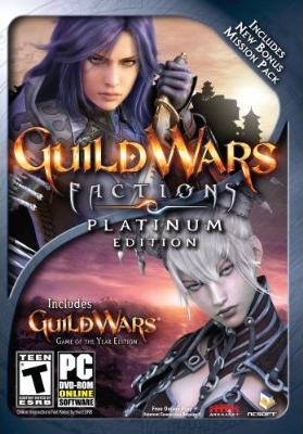 Guild Wars: Factions (Platinum Edition)