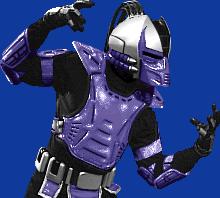 Cyborg Smoke
