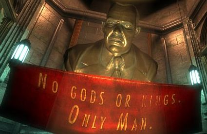 No Gods or Kings. Only Man.