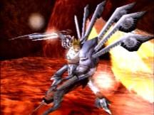 Dart as the Dragoon of the Divine Dragon (non-elemental)