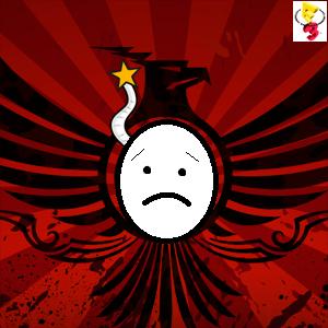 Meet Sad Bomb.