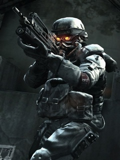 Helghast Base Soldier
