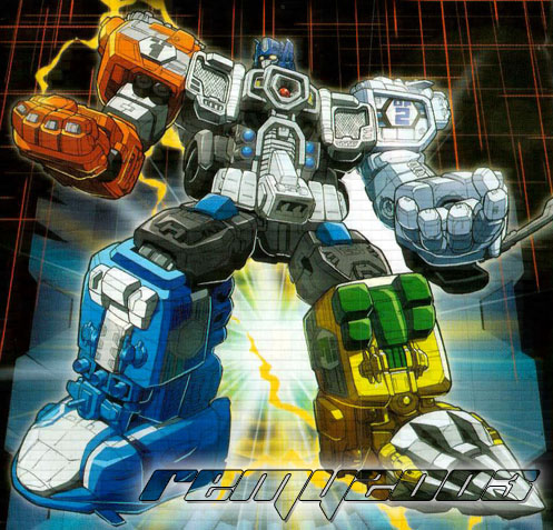 Energon Optimus