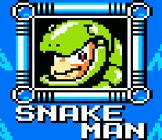 Snake Man.