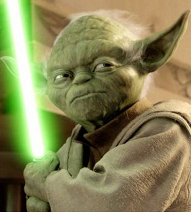 Despite his small size, Yoda became one of the most powerful Jedi around
