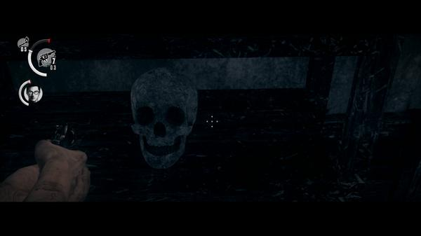Where my skull?