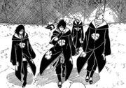 Team Hawk Akatsuki clothing