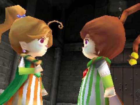 Porom and Palom agreeing to sacrifice their lives
