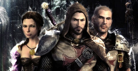 Marie, Celian and Roland