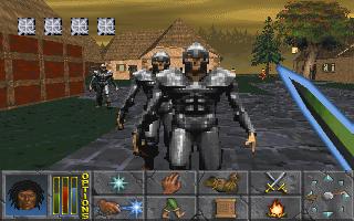 Gameplay in Daggerfall
