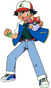 Ash Ketchum on the original series