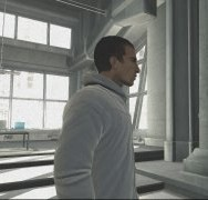 Desmond in Assassin's Creed