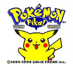 This game has voice samples of Pikachu saying its own name. Yes, it does sound really fucked up played through a Game Boy Color speaker.
