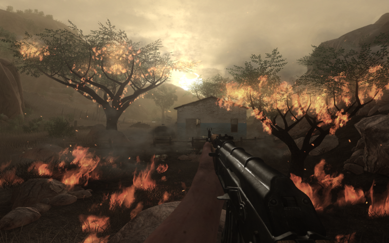 I'm with Austin, Far Cry 2 is an amazing, yet deeply flawed, game.