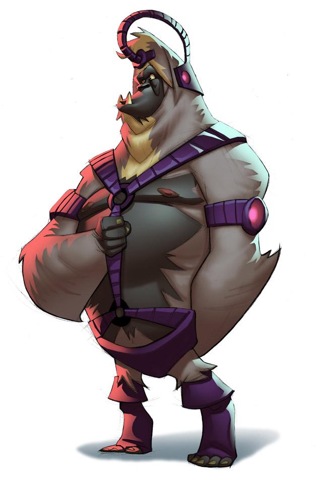 General Skunk-ape
