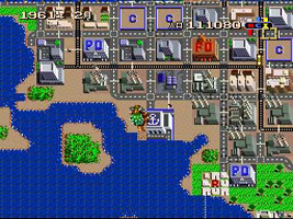An example of a city.