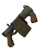 Sticky Grenade Launcher
