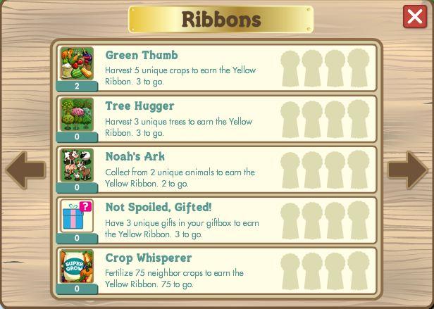 Achievements!