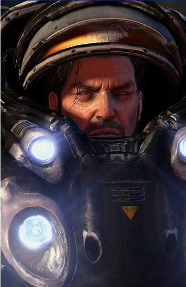 Raynor in SC2