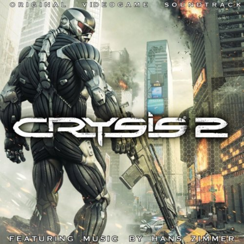 Crysis 2 OST Cover.