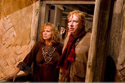 Arthur with Molly