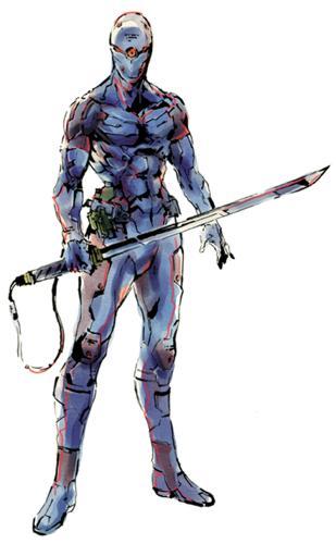 Dr. Clark creates the first Cyborg Ninja