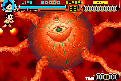 A boss from a Shmup level.
